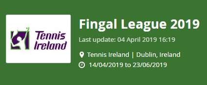 Ladies Fingal League 2019