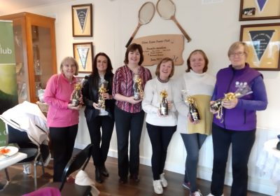 Ladies Friday Morning League